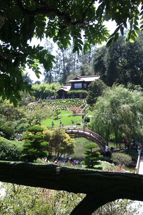 Huntingtonjapanesegarden