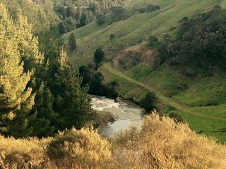 Julie river shot